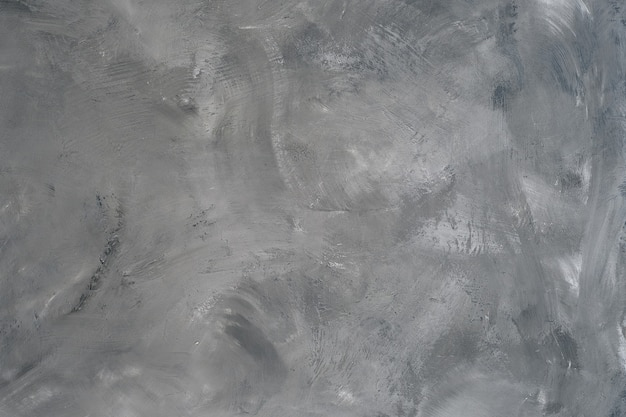Surface texturée grise sur base de ciment et de béton