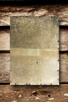 Surface texturée grunge rétro blanc