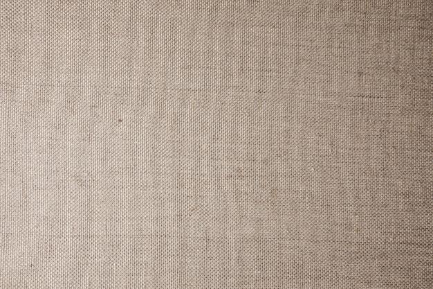 Surface de toile d'art marron, texture