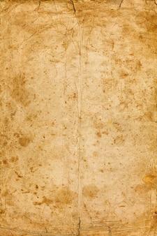 Surface de vieux papier grunge