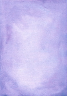 Surface violet clair aquarelle