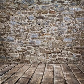 Surfaces texturées dans un intérieur de pièce sur les surfaces brisc.