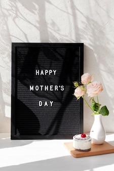 Surprise pour la fête des mères