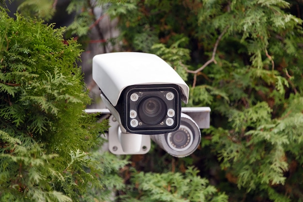 Surveillance vidéo secrète