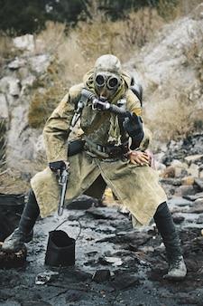 Survivant de l'apocalypse nucléaire