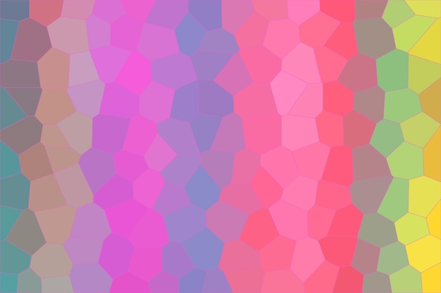 Sweet pastel mosaic abstract texture background , motif de fond de papier peint dégradé
