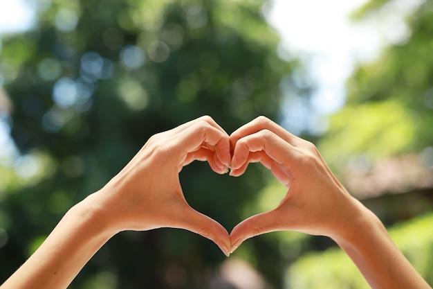 Symbole d'un cœur