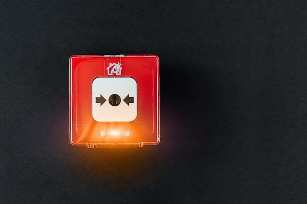 Système d'alarme anti-incendie