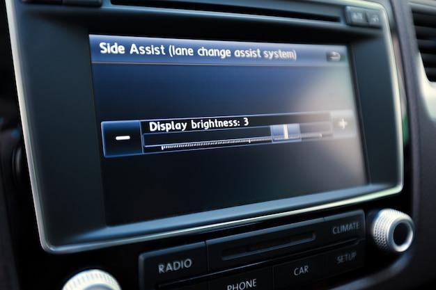 Système d'écran tactile multimédia intelligent pour automobile