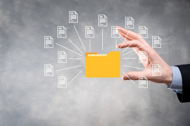Système de gestion de documents dms