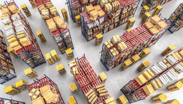 Systèmes de stockage automatisés