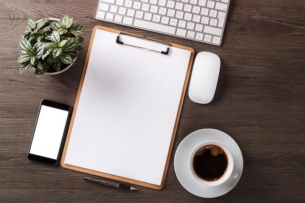 Table de bureau moderne