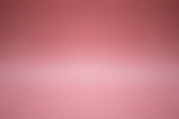 Tableau d'affichage vide rose avec éclairage dégradé utilisé pour l'arrière-plan et afficher votre produit