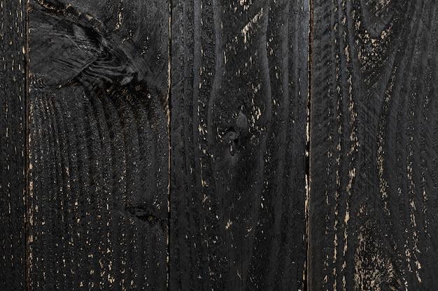 Tableau en bois, tableau noir, surface de texture en bois