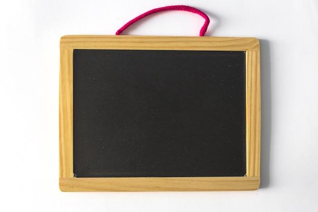 Tableau d'écriture de craie d'école