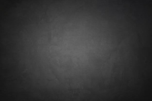 Tableau noir foncé et fond de mur de tableau noir