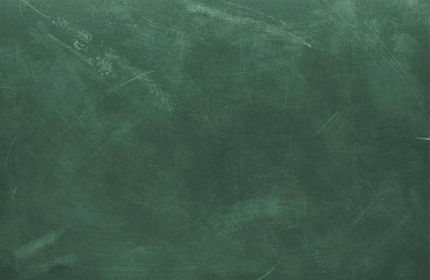 Tableau noir sale vert