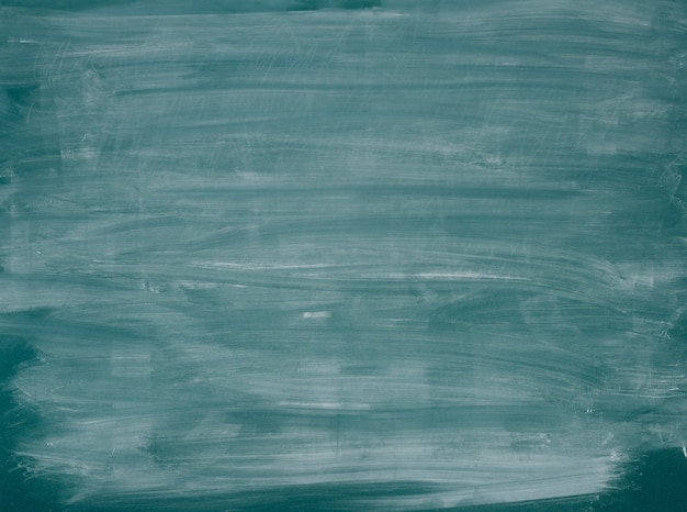Tableau noir tableau noir craie effacée sur le conseil scolaire.