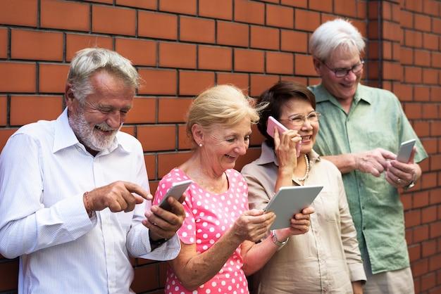 Tablette de téléphone portable tablette à usage adulte