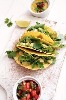 Taco frais