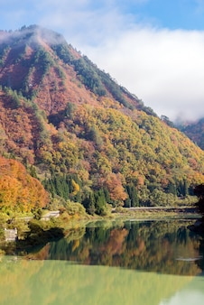 Tadami fukushima automne