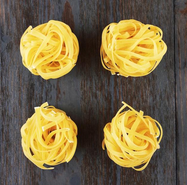 Tagliatelles pâtes italiennes