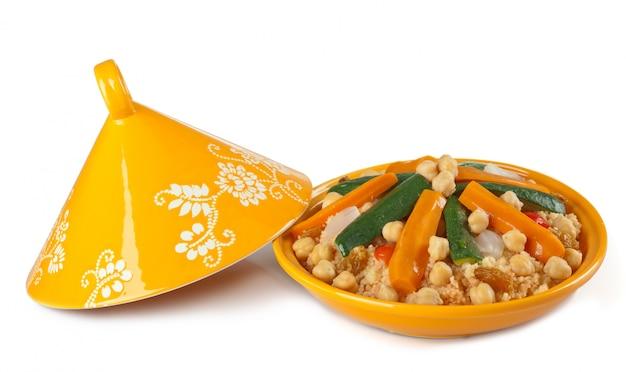 Taijine aux légumes