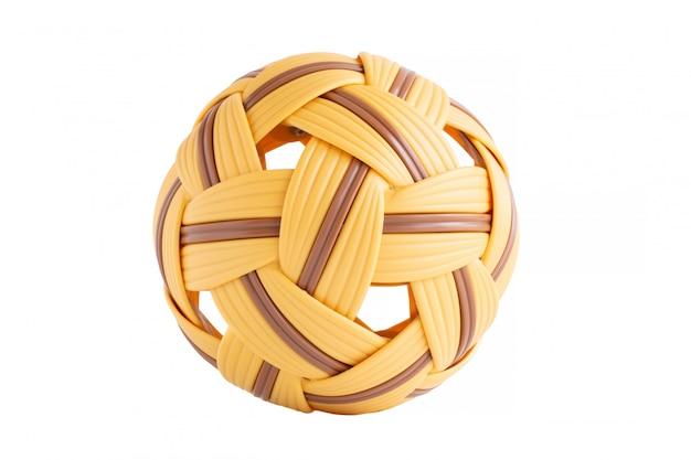 Takraw ball, équipement sportif