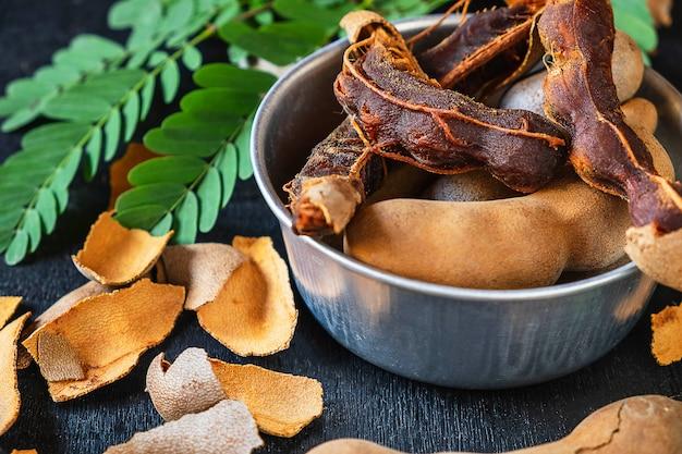 Tamarin frais, bienfaits pour la santé
