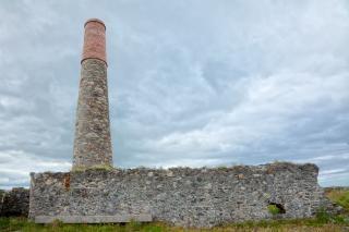 Tankardstown mine de cuivre de haute hdr