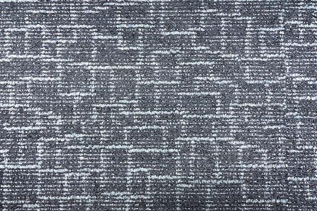 Tapis gris comme texture de fond