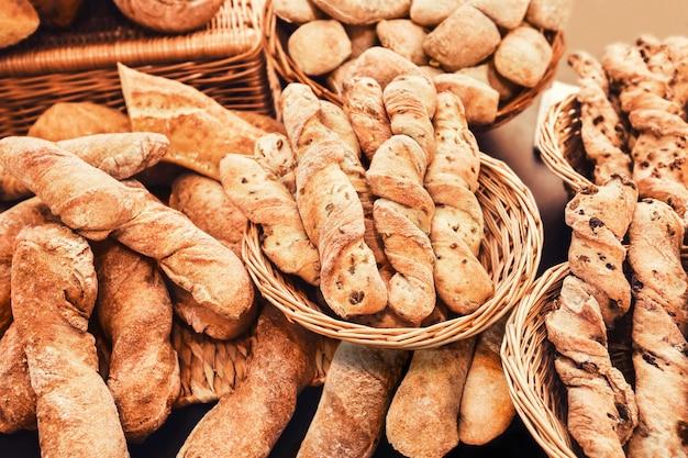 Tas de baguette française