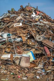 Tas d'ordures