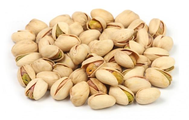 Tas de pistaches