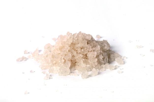 Tas de sel de mer