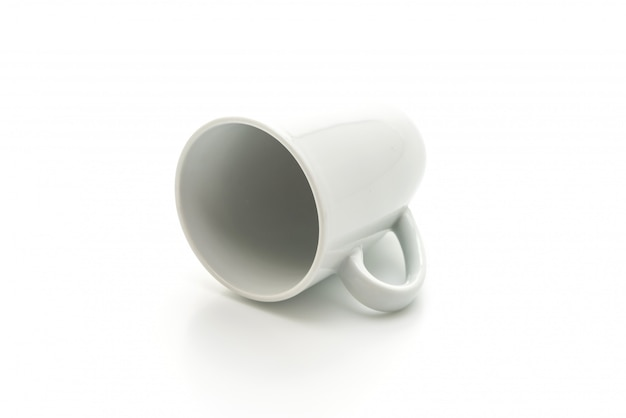 Tasse blanche