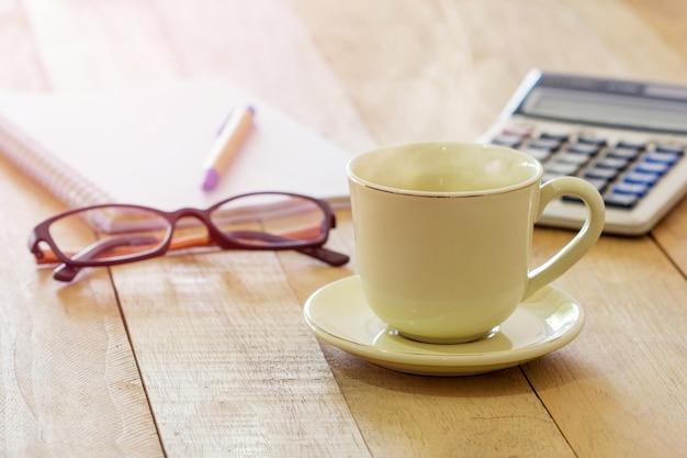 Tasse à café cappuccino, café chaud