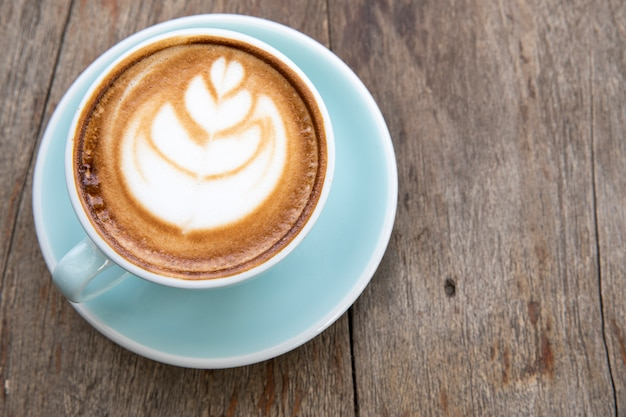 Tasse de café cappuccino
