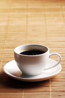 Tasse de café chaud