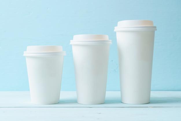 Tasse de café à emporter
