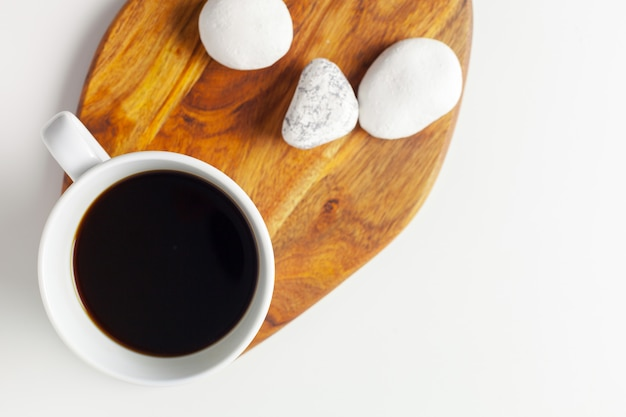 Tasse à café avec motif neutre