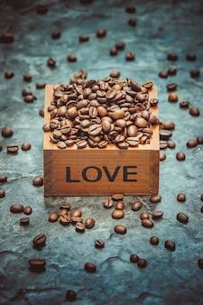 Tasse à café. nourriture et boisson. mise au point sélective.