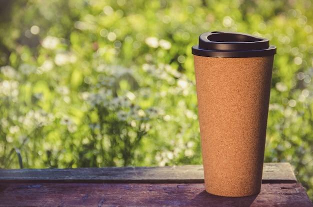 Tasse de café en papier