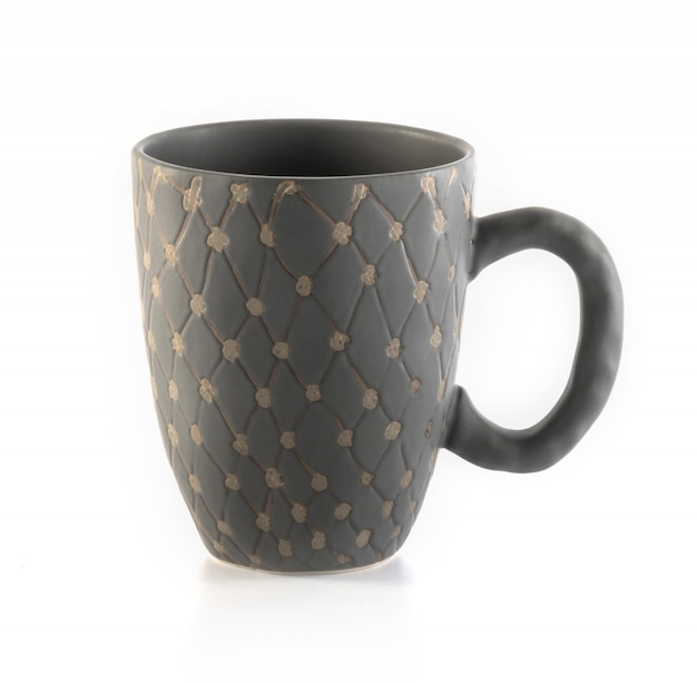 Tasse de café ou une tasse vide