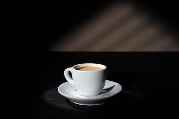 Tasse d'espresso