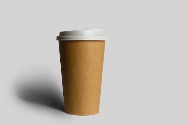 Tasse de papier potable chaude de café