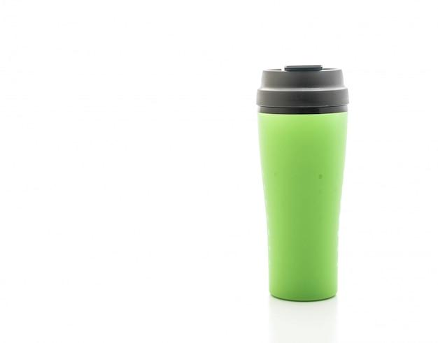 Tasse en plastique et gobelet