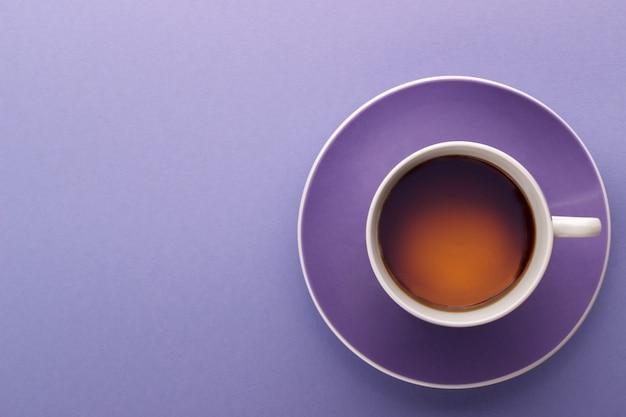 Tasse de thé ou de café