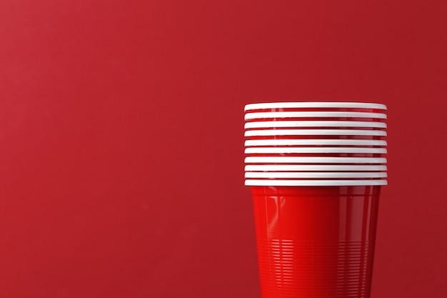 Tasses de bière-pong