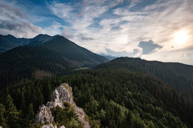 Tatras en été